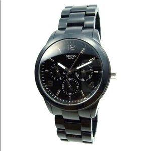 Guess Women's Black Wrist Watch New